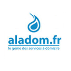 Logo de l'application: aladom