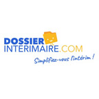 Logo de l'application: DOSSIERINTERIMAIRE.COM