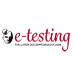 Logo de l'application: Evaluation de langues E-testing