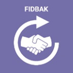 Logo de l'application: FIDBAK