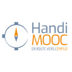 Logo de l'application: HandiMOOC