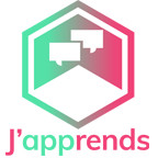 Logo de l'application:  J'apprends