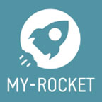 Logo de l'application: MY-ROCKET