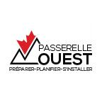 Logo de l'application: Passerelle Ouest