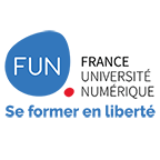 Logo de l'application: Plateforme de MOOC - FUN