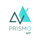 Logo de l'application: PRISMO, bien plus qu'un CV