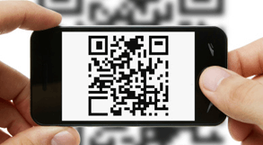 Image d'un QR code